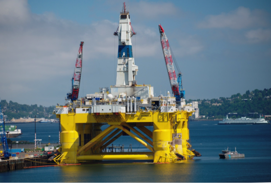 Shell Stops Drilling in the Arctic Ocean