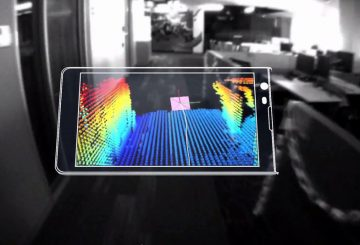 See the World in 3-D with Google's Project Tango