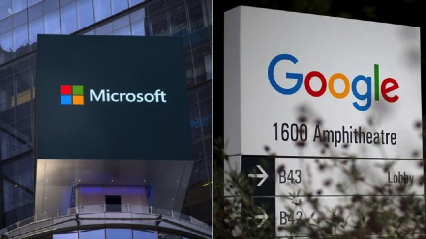 Microsoft, Google Agree to End Patent Suits Against Each Other
