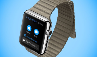 Google Maps Now Available on the Apple Watch