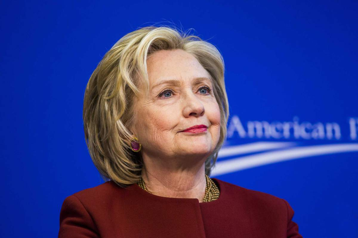 Hilary Clinton Is Spending Big Money on Campaign