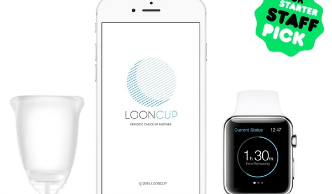 LOONCUP Smart Menstrual Cup Raises Quick Capital