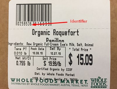Papillon Organic Roquefort Cheeses Recall From Whole Foods