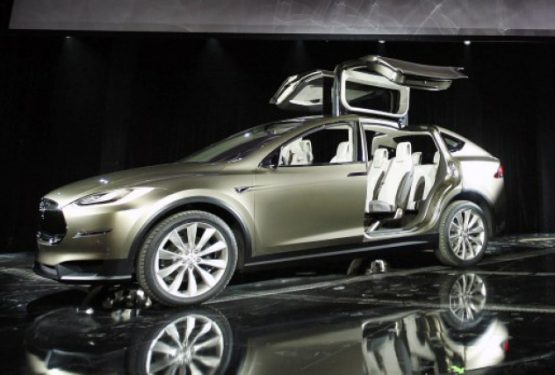 Tesla (TSLA) Stock Price Dips despite Model X Unveiling
