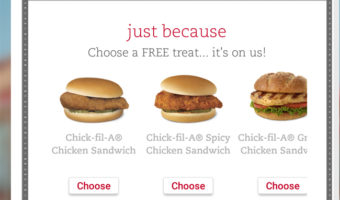 Chic-Fil-A Launches One App Plus Gives Away Free Sandwiches
