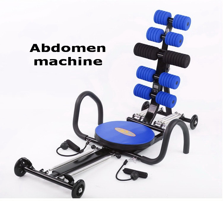 Abdomen Machine Market