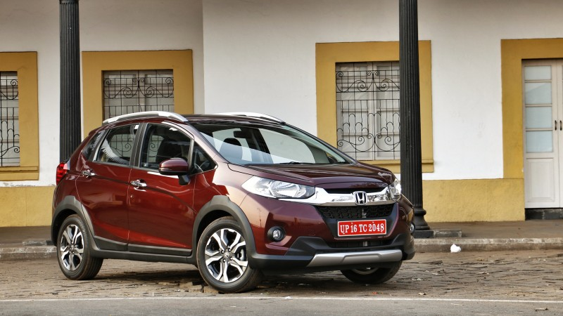Honda WR-V Super Head Start Gave 3,833 Buyers within a Month