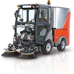 Finland and Sweden Road Sweeper Market