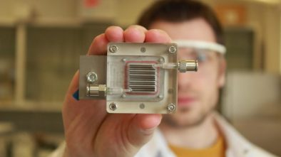 Polluted Air Can Generate Power Using a Technology