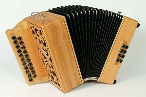 Diatonic Button Melodeon Market