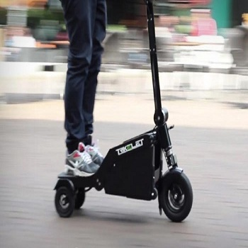 Electric Foldable Scooters Market