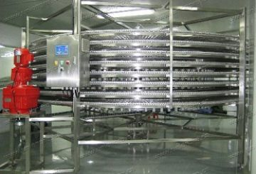Global Spiral Freezing Machine Market 2017 Industry, Analysis, Share, Growth, Sales, Trends, Supply, Forecast to 2022