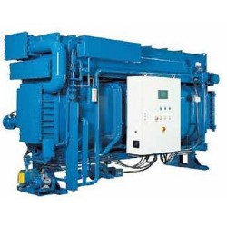 Scroll Absorption Chillers Market